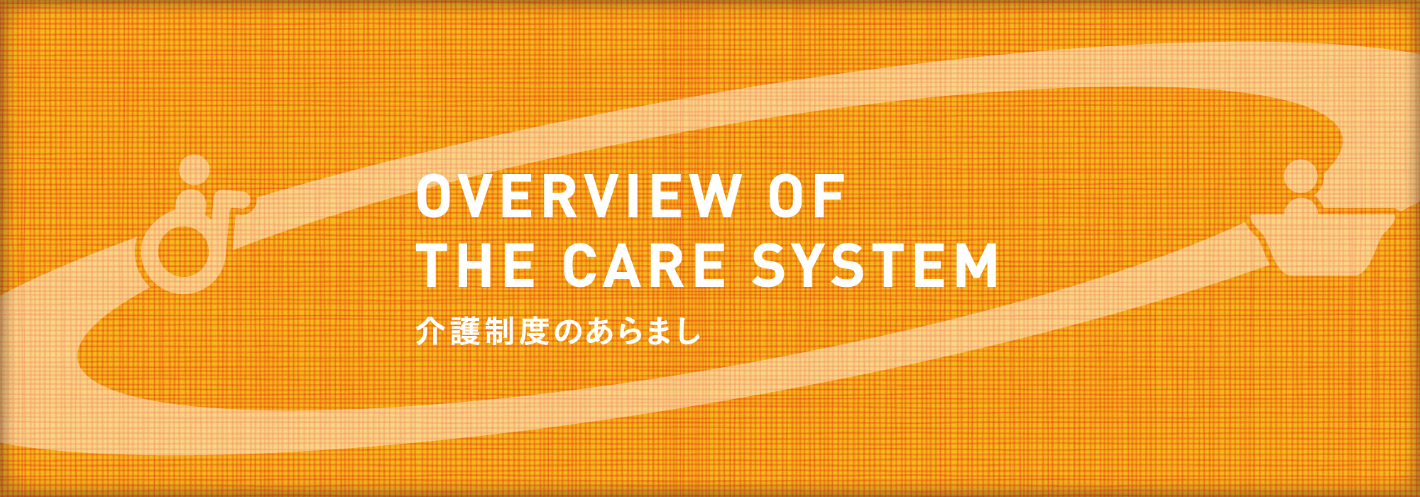 OVERVIEW OF THE CARE SYSTEM 介護制度のあらまし